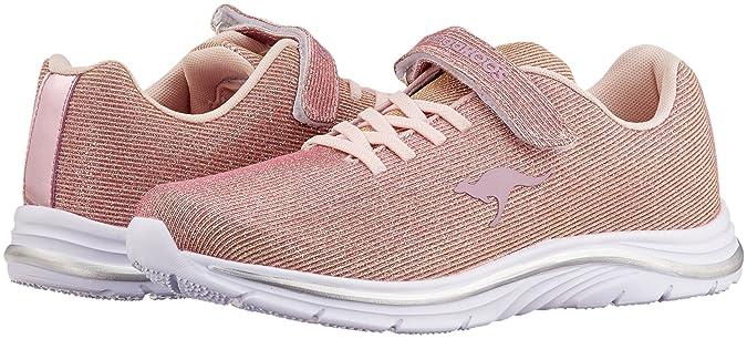 6081 Unisex Kangaroos Adulto Sneaker Eu Rosa Ev Kangashine Gold 41 xaF8Uwxq