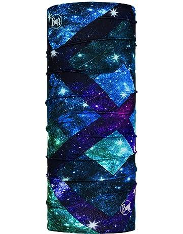 FR Unique Fabricant Taille One sizeque Buff Mosaic Tour de Cou Protection Solaire Coolnet Mixte Adulte Blue