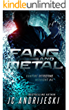 Fang & Metal: A Science Fiction Vampire Detective Novel (Vampire Detective Midnight Book 4)