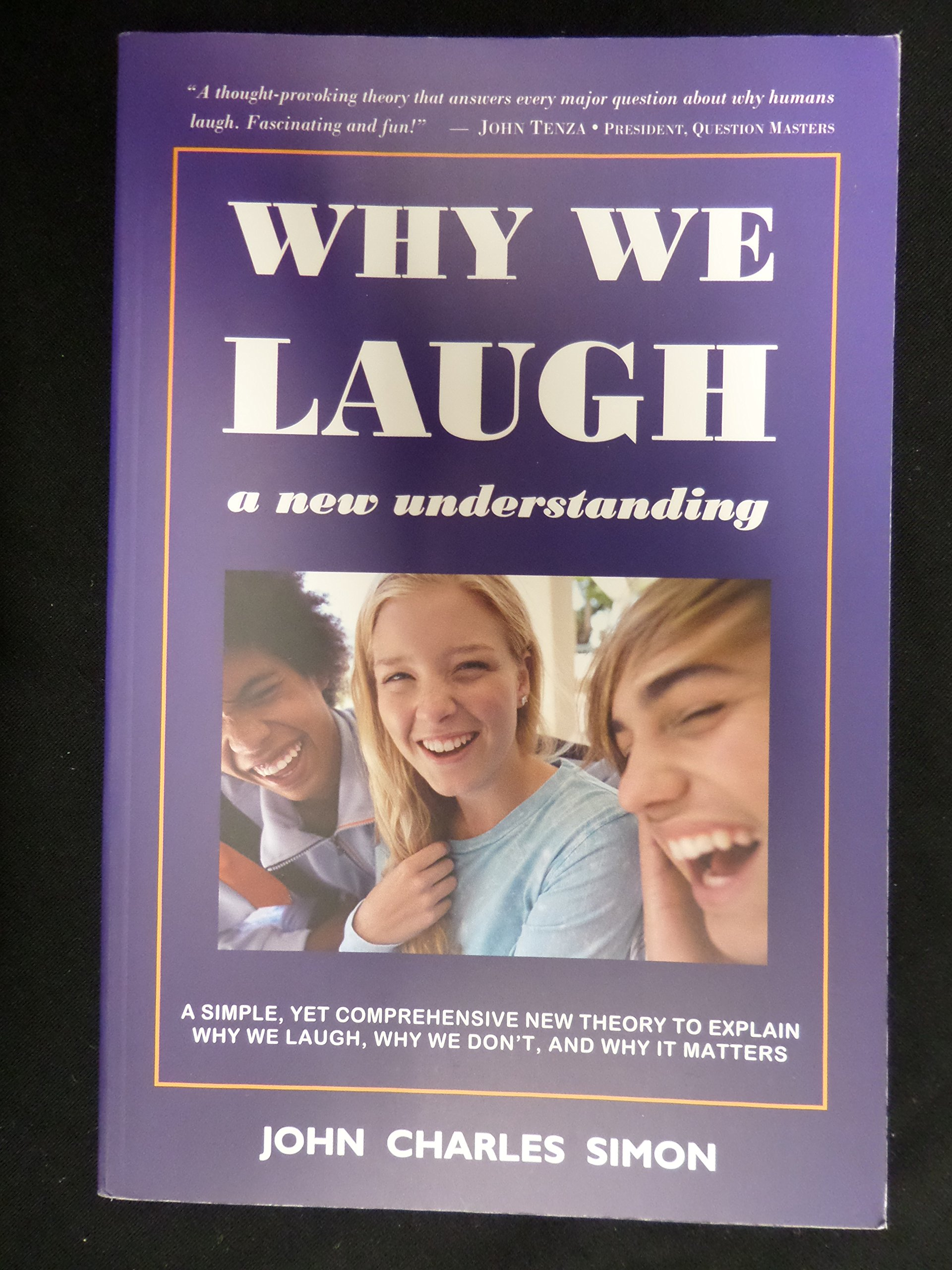 Download Why We Laugh: A New Understanding PDF