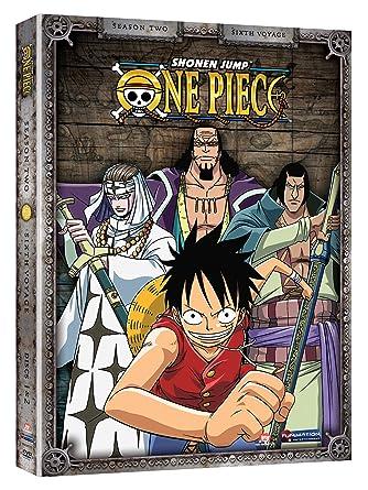 One Piece Season 2: Sixth Voyage: Mayumi Tanaka Aja, Coleen
