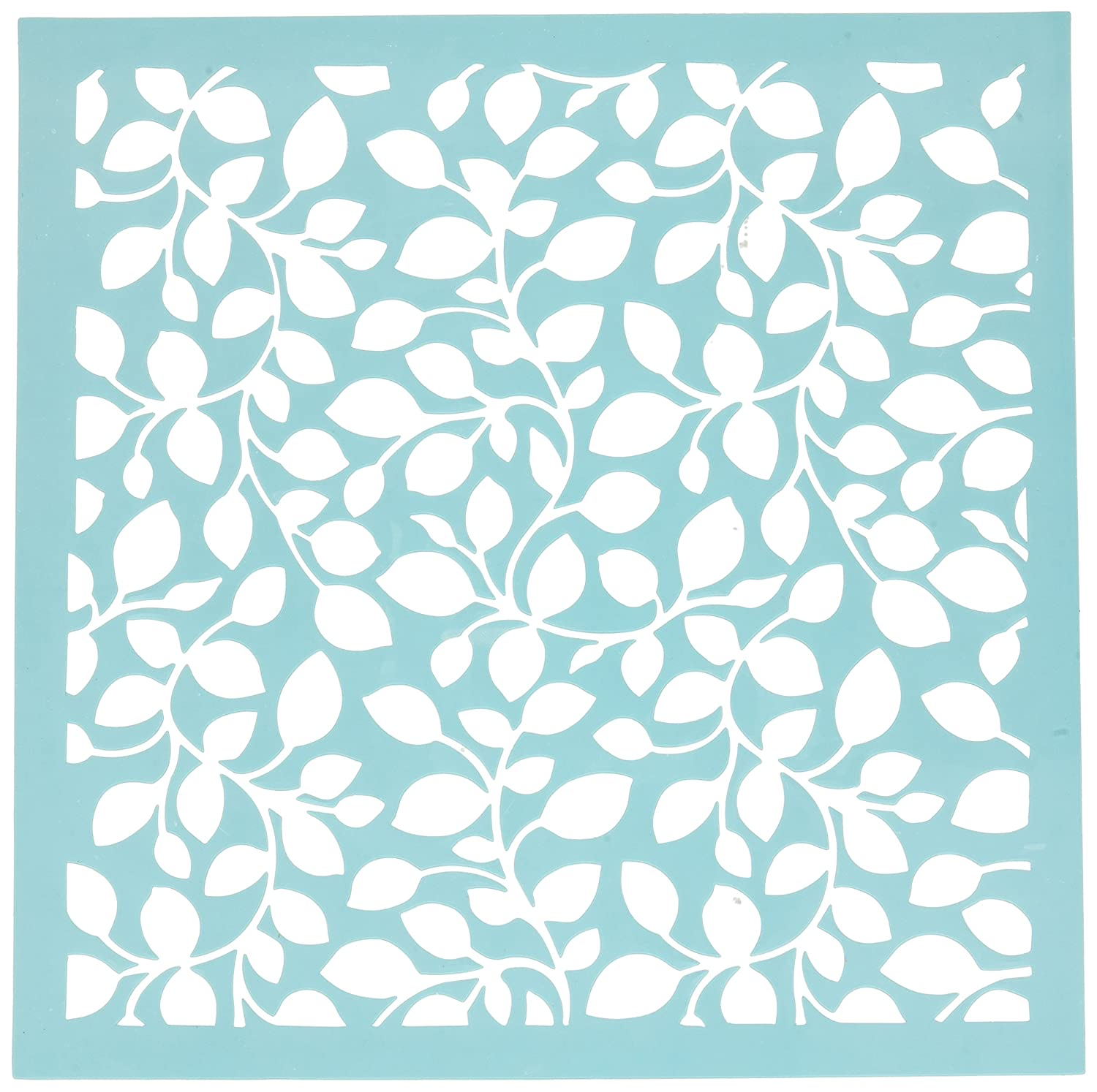 "Kaisercraft 12 x 12 ""Leaves"" Template"