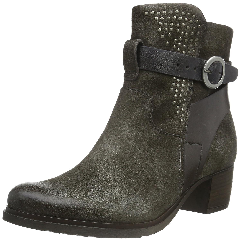 Mjus 644203-0102-6321, Zapatillas de Estar por Casa para Mujer37 EU|Gris (Pepe)