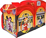Playhut Disney Mickey Mouse and the Roaster Racers Garage Play Tent  sc 1 st  Amazon.com & Amazon.com: Playhut Mickey Playville Tent: Toys u0026 Games