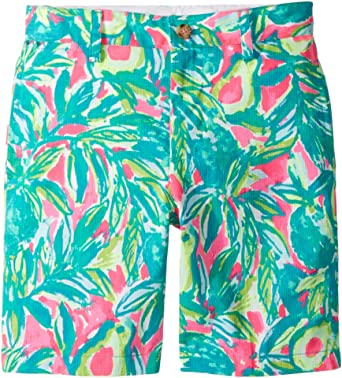 e2f2a33969a7b1 Lilly Pulitzer Kids Baby Boy's Pop Up Shorts (Toddler/Little Kids/Big Kids