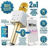 Mike, Wireless Karaoke Microphone, Handheld