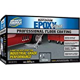 Rust-Oleum 238467 Professional Floor Coating Kit, Dark Gray