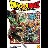 Dragon Ball Super, Vol. 5: The Decisive Battle! Farewell, Trunks!