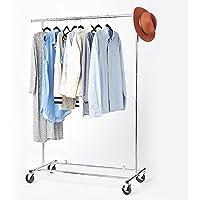 AmazonBasics Garment Rack (Chrome)