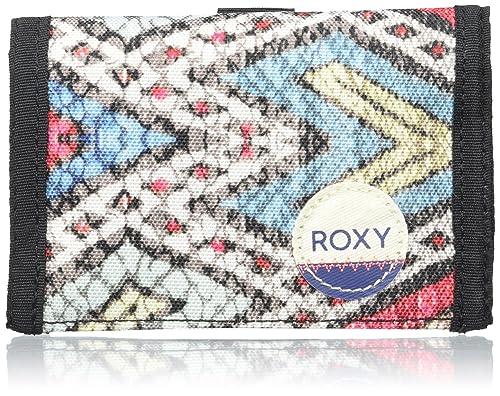 Roxy Small Beach - Tarjetero Mujer, Multicolor (Multicolore ...