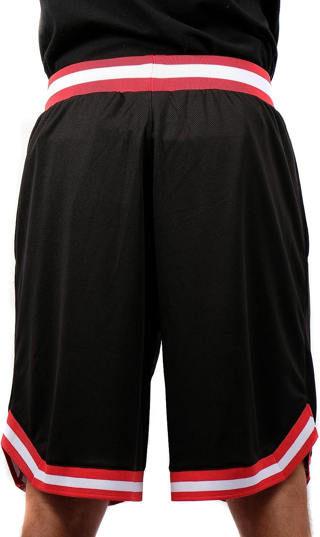 Ultra Game Herren Shorts Mash Chrome Shorts