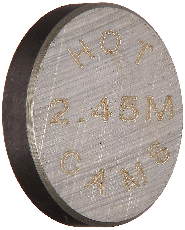 /Ø13 X 2,45 Mm HOT CAMS Set 5Pcs 46211 : Pastillas De Reglaje