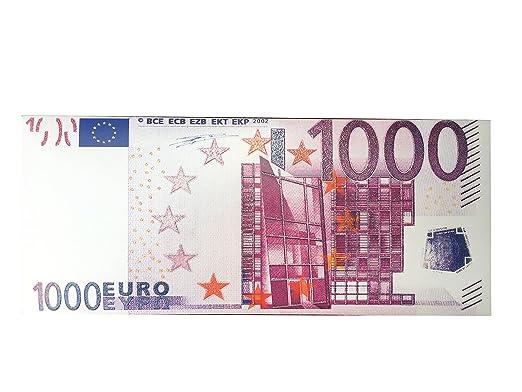1000 Euro Geschenk Schokolade Geldschein Amazon De Lebensmittel Getranke