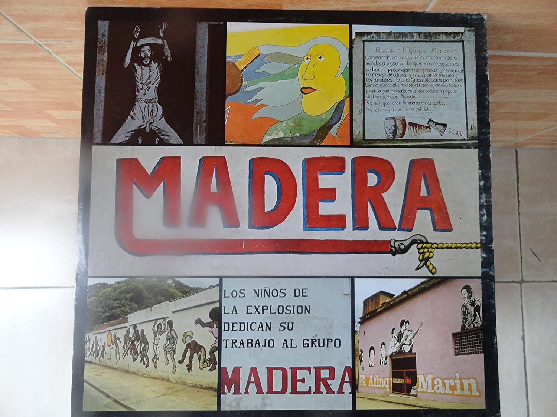 flor rodriguez, juan ramon castro, folklore cubano, folklore barloventeño, grupo madera - Madera - Amazon.com Music