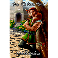 Five:  The Power Rising: (Epic Fantasy Series, Action Adventure, Magic, Sword Sorcery, Mystery, Romance, Family Saga): First Prequel to Chest of Souls (Prequel 1 to Chest of Souls)