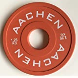 Aachen Competition Change Plates
