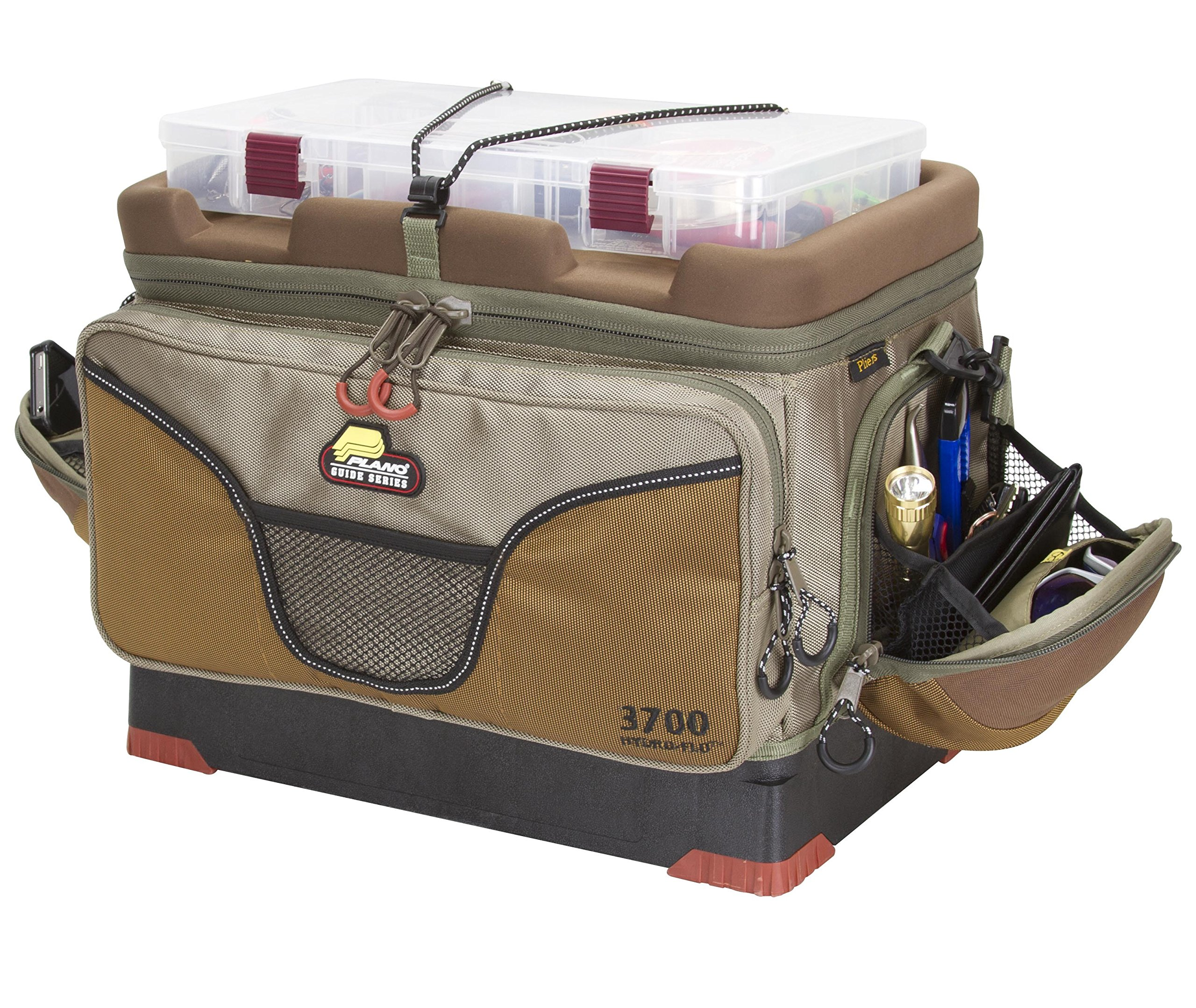 Plano 467410 Hydro-Flo Guide 3700 Series Tackle Bag by Plano