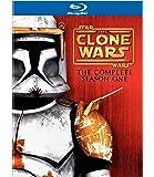 Star Wars: The Clone Wars - Season 1 [Blu-ray]