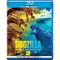 Godzilla: King of the Monsters (Blu-ray 3D & Blu-ray) (2-Disc)