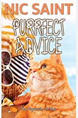 Purrfect Advice (The Mysteries of Max Book 22) Kindle Edition
