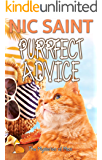 Purrfect Advice (The Mysteries of Max Book 22)