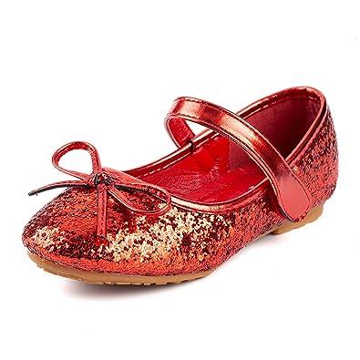 9ac549a30bdd Nova Utopia Toddler Little Girls Ballet Flat Shoes