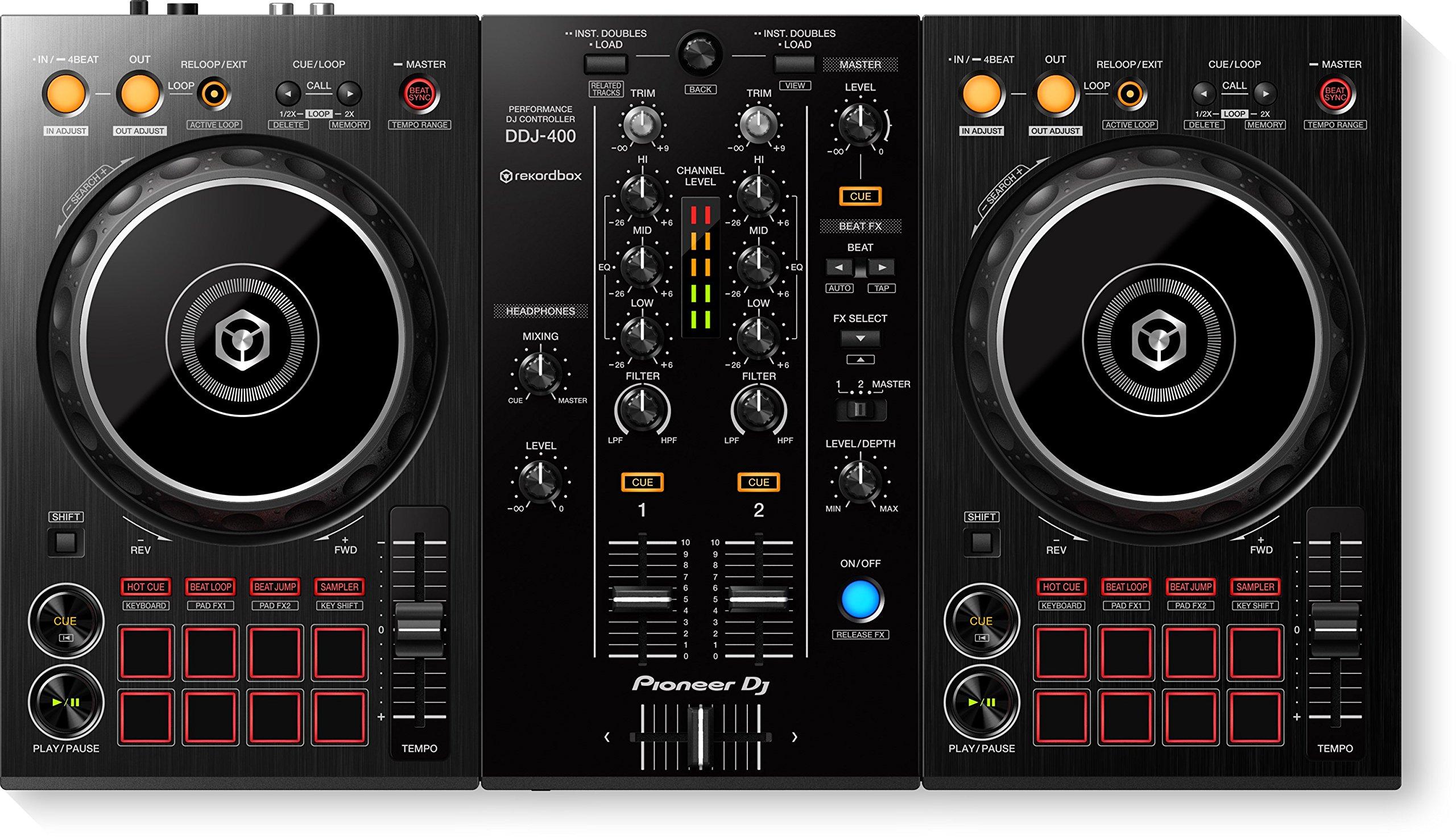 Pioneer DJ DJ Controller (DDJ-400) by Pioneer DJ (Image #1)