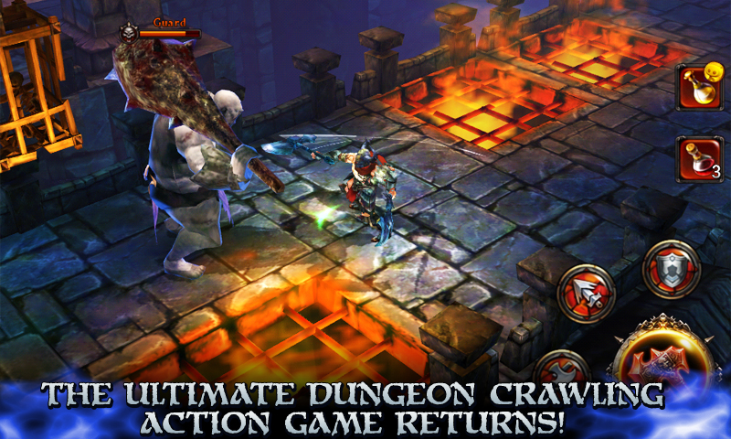 Amazon Com Eternity Warriors 2 Appstore For Android