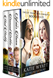 Box Set Sweet Frontier Cowboys Novels 13-15 (Sweet Frontier Cowboys Collection)