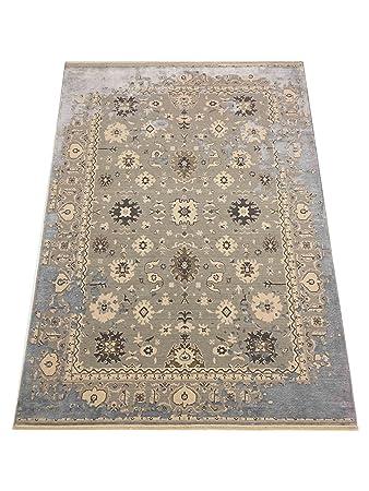 Benissimo Weich Natürlich Gefärbten Türkische Viskose Aus Bambus  Seide Wolle Teppich Empirme Sammlung Wohnzimmer