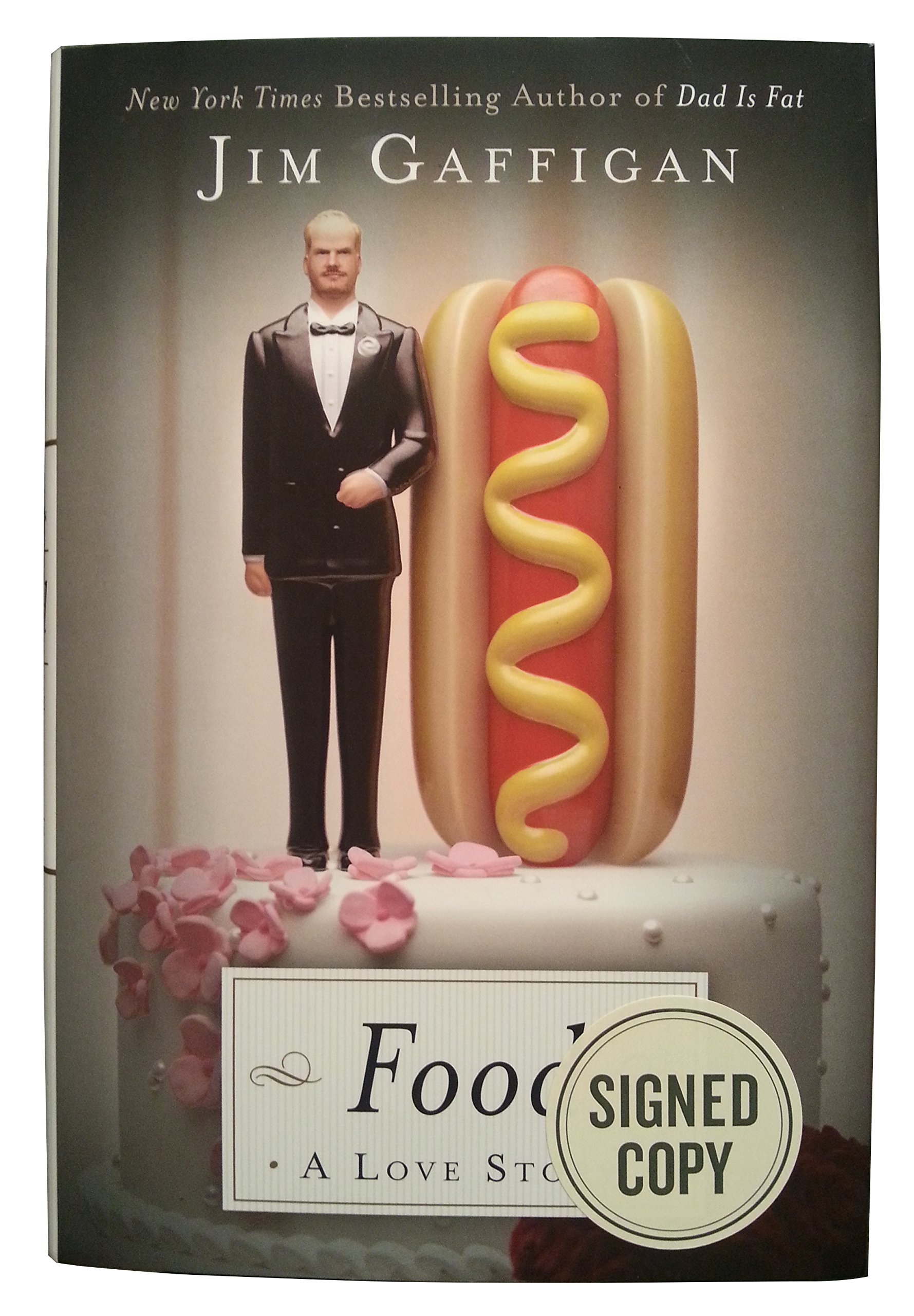 Food Love Story Jim Gaffigan product image