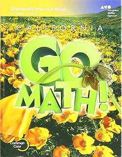 Buy go math practice book grade 4 common core edition book california practice workbook grade 5 fandeluxe Image collections