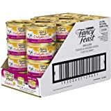 Fancy Feast Delights with Cheddar Chicken Wet Cat Food, Adult, 24x85g