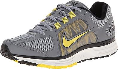 Nuestra compañía fecha límite Conjugado  Amazon.com: Nike Zoom Vomero 7 VII Gris, Amarillo, 2012 Mens Zapatillas de  running 511488 – 070, Gris, 12 D(M) US: Shoes