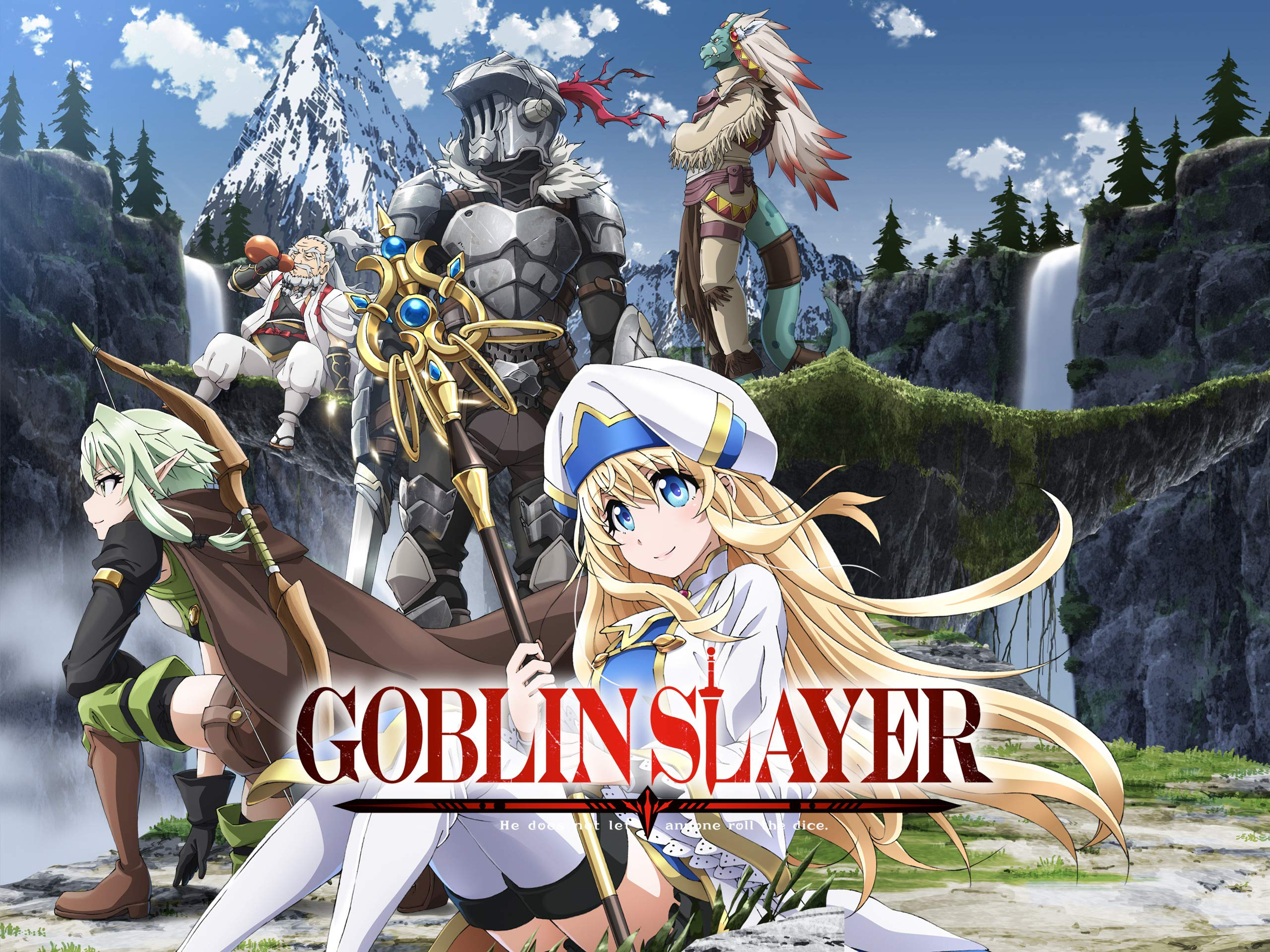 Watch GOBLIN SLAYER (Simuldub) | Prime Video