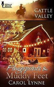 Fingerprints and Muddy Feet (Cattle Valley Book 30)