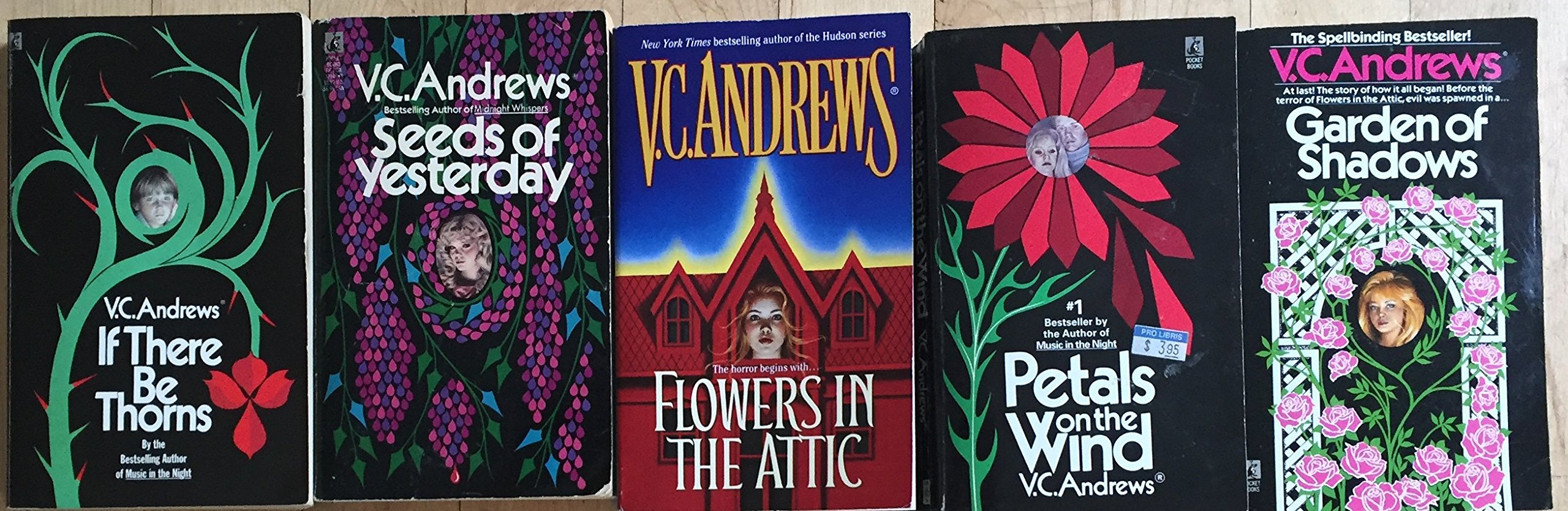 flowers in the attic ebook free download