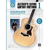 Alfred's Basic Guitar Method 1 (Alfred's Basic Guitar Library, Bk 1)