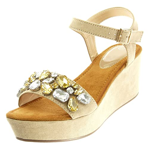 Sopily Caviglia Scarpe Da Tanga Gioielli Alla Moda Sandali Donna BwBTXnPqrx