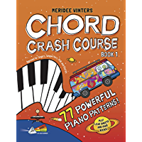 Meridee Winters Chord Crash Course: Approved for Singers, Songwriters, Kids and Klutzes book cover