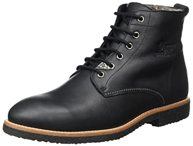 Mens Glasgow Igloo Classic Boots, Black, 8 UK Panama Jack
