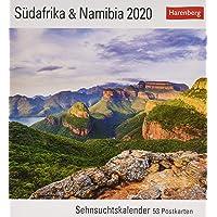 Südafrika & Namibia 2020 16x17,5cm
