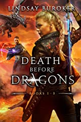 Death Before Dragons (Books 1-3): An Urban Fantasy Series Box Set Kindle Edition