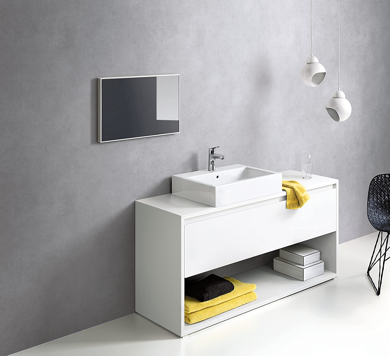 hansgrohe Basin Mixer 100 Focus chrome - - Amazon.com