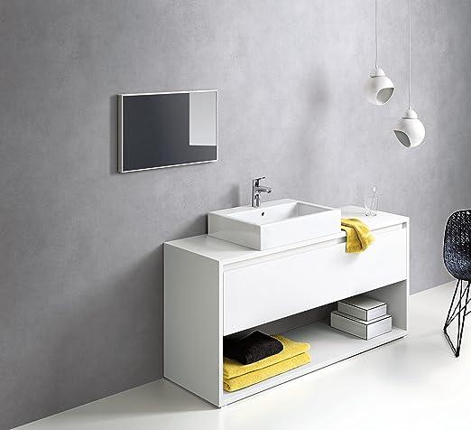Hansgrohe 31621000 Focus grifo monomando de lavabo, 100mm CoolStart, cromo: Amazon.es: Bricolaje y herramientas