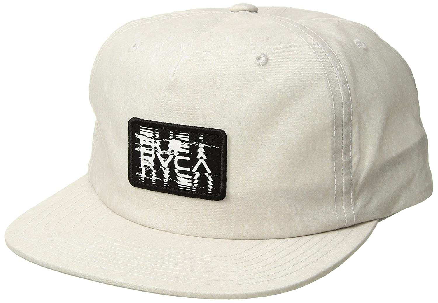 RVCA Men's Rts Unstructured Hat Cement ONE Size MAHWPRRU