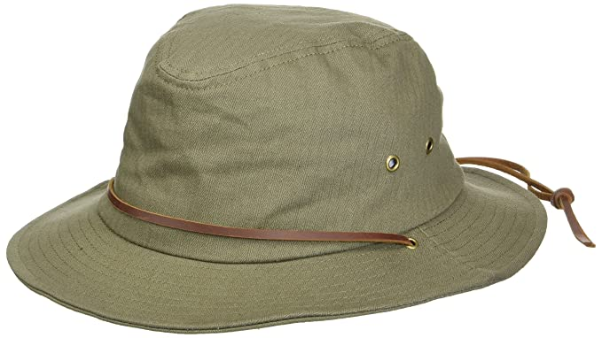 Amazon.com  Brixton Men s Penn Quilted Short Brim Waxed Cotton ... 47d008450cc