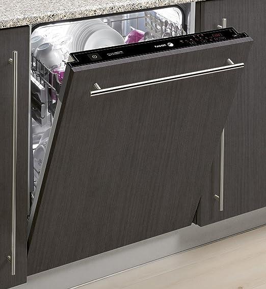 Fagor ES86IT Totalmente integrado 13cubiertos A++ lavavajilla ...