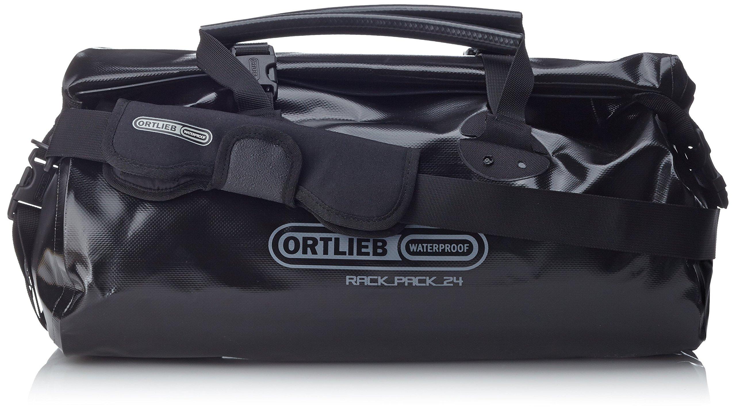 ORTLIEB RACK PACK TRAVEL BAGS 49 LTR (BLACK)