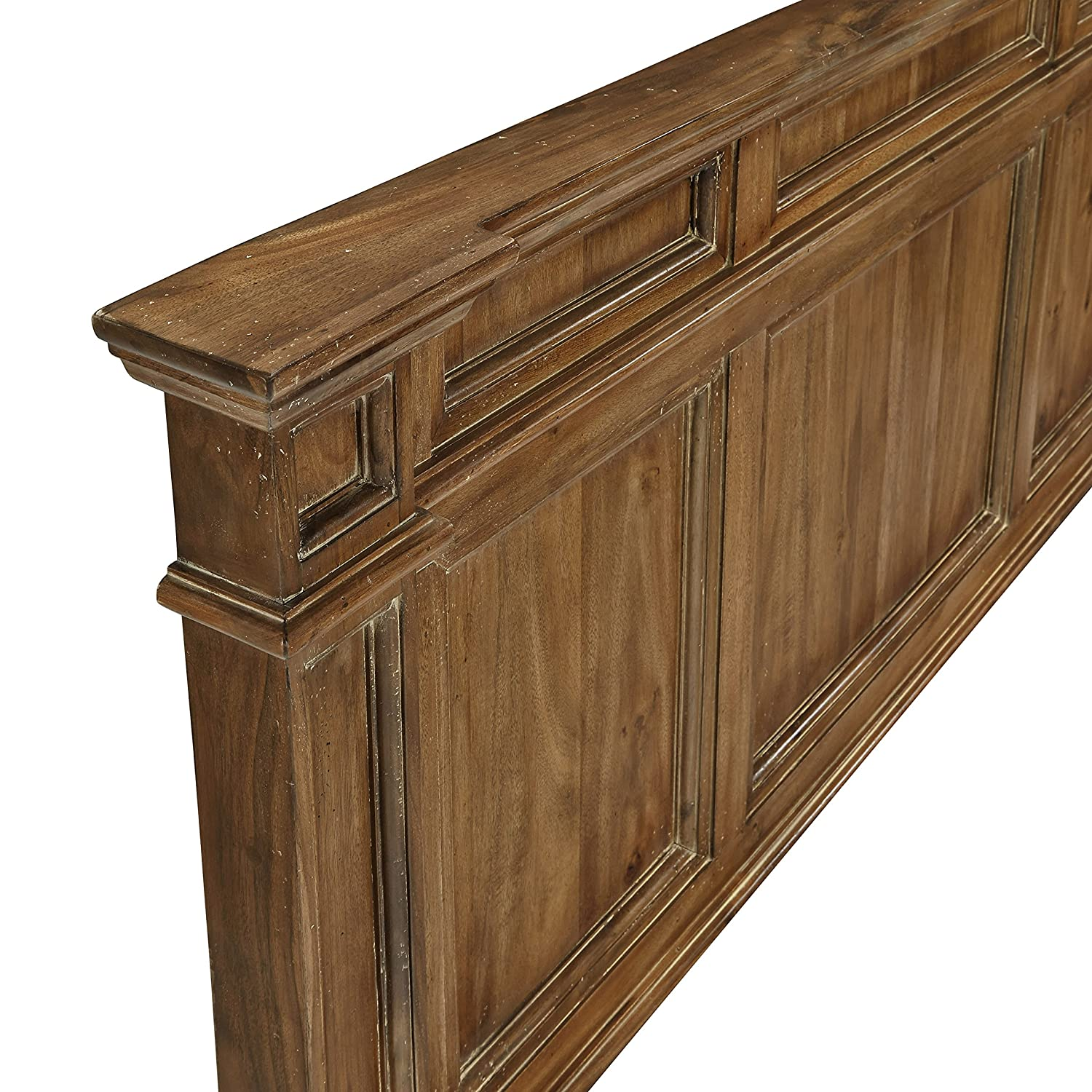 Price cut limited time offer shop now for the best selection hurry - Amazon Com Home Styles 5004 601 Americana Headboard King California King Distressed Oak